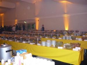 Partyservice für firmenfeiern in Melle, Osnabrück & Bielefeld