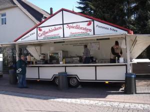 Unser Grillwagen - Werner's Grillimbiß und Partyservice in Melle