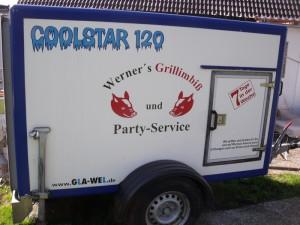 Werner's Grillimbiß und Partyservice in Melle